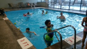 Swimming Party
