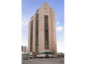 The Pointe of Saint Paul, 34 floor condominium highrise